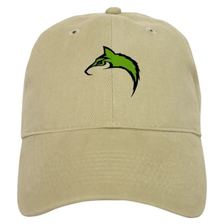 Lime green wolf Cap