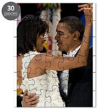 Barack and Michele Obama Puzzle