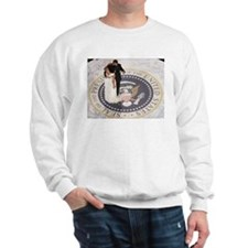 Barack and Michele Obama Sweatshirt