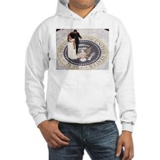 Barack and Michele Obama Hoodie