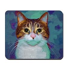 Classical Cat Mousepad
