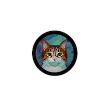 Classical Cat Mini Button