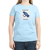 FROGS - BLUE POISON DART FROG T-Shirt
