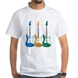 Three Electric Guitars T-Shirt