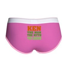 Ken The Legend Women's Boy Brief