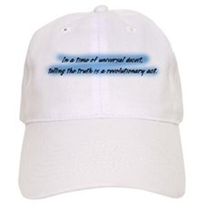 Telling the Truth Baseball Cap