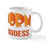 Horn Goddess Mug