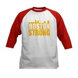 Boston Strong Gold Baseball Jersey