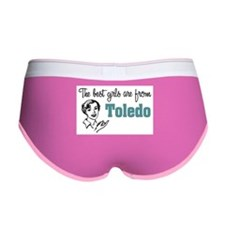 Best Girls Toledo Women's Boy Brief