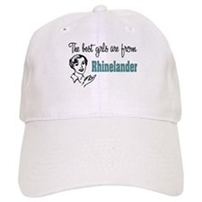 Best Girls Rhinelander Baseball Cap