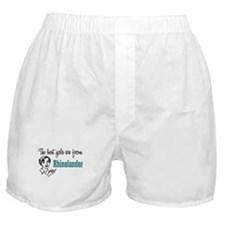 Best Girls Rhinelander Boxer Shorts