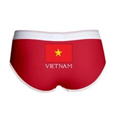Vietnam Flag Women's Boy Brief