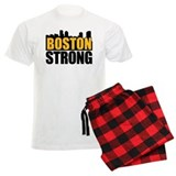 Boston Strong Gold Black Pajamas