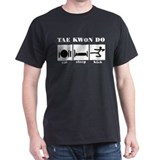 Eat Sleep Kick, Tae Kwon Do T-Shirt