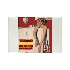 Menopause Humor Fridge Magnet