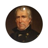 Zachary Taylor Ornament (Round)
