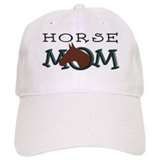 Bay Horse Mom Mother's Day Baseball Cap