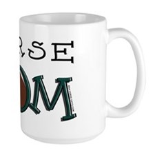 Bay Horse Mom Mother's Day Mug