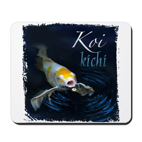 Cheerio Koi Mousepad