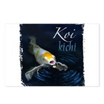 Cheerio Koi Postcards (Package of 8)