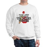 Dont Make Me Use My Teacher Voice! Jumper