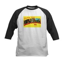 Philadelphia Pennsylvania Greetings Tee