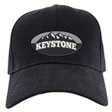Keystone Grey Baseball Hat