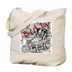 Brickwall Bully Tote Bag