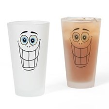 Manic Monster Drinking Glass