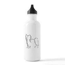 Papillon Sketch II Water Bottle