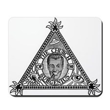 Sacred Church Logo Mousepad