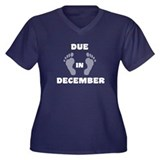 DueInDEC-white Plus Size T-Shirt