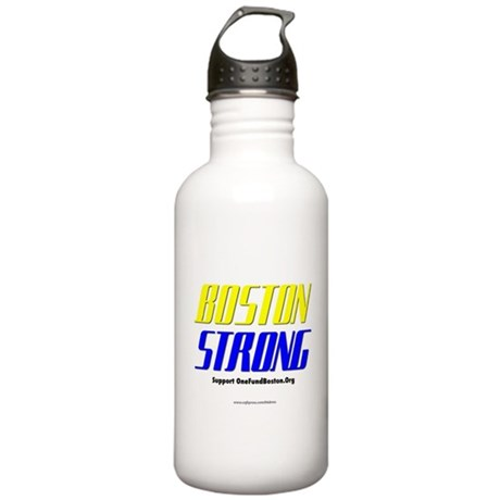 """""""Stay Strong Boston"""" Stainless Water Bottle 1.0L"""