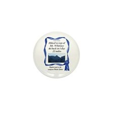 Mt. Whitney Mini Button (100 pack)
