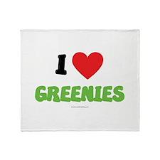 I Love Greenies - LDS Clothing - LDS T-Shirts Thro