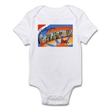 Gettysburg Pennsylvania Greetings Infant Bodysuit
