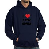 I Love 8 Cow Women - LDS Clothing - LDS T-Shirts H
