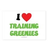 I Love Training Greenies - LDS Clothing - LDS T-S