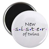 New sister of Twins Magnet