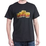Movie Popcorn Dark T-Shirt