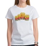 Movie Popcorn Women's T-Shirt