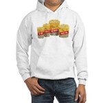 Movie Popcorn Hooded Sweatshirt