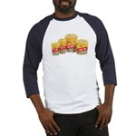Movie Popcorn Baseball Jersey