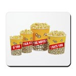 Movie Popcorn Mousepad