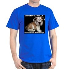 MINI BULLDOGS blk shrink.jpg T-Shirt