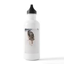 """""""Lone Wolf"""" Water Bottle"""