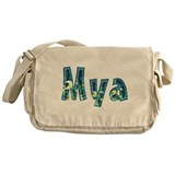 Mya Under Sea Messenger Bag