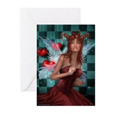 Matters of the Heart Greeting Cards (Pk of 10)