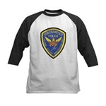San Francisco Police CSI Kids Baseball Jersey