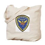 San Francisco Police CSI Tote Bag